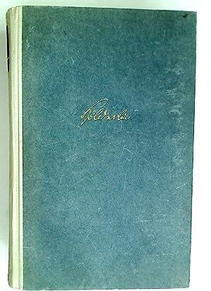 Bild des Verkäufers für Hölderlin Sämtliche Werke (Kleine Stuttgarter Ausgabe. Volume 1 ONLY.) zum Verkauf von Plurabelle Books Ltd
