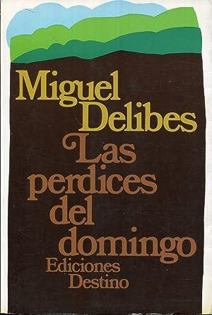 Las perdices del domingo: Delibes, Miguel