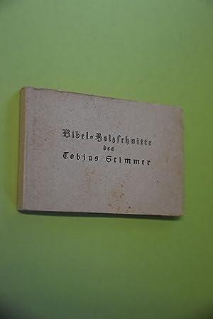 55 Holzschnitte zur Bibel des Erasmus von: Stimmer, Tobias, Desiderius