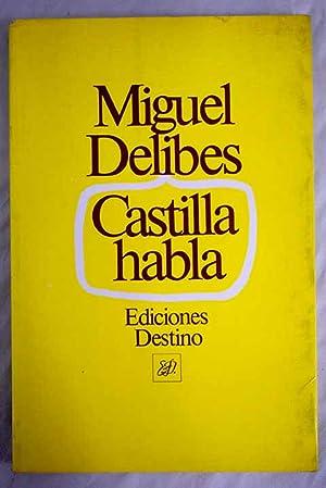 Castilla habla: Delibes
