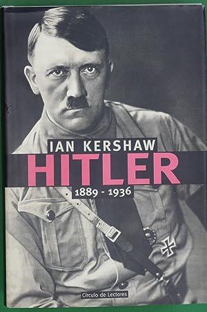 Hitler, 1889-1936: Kershaw, Ian