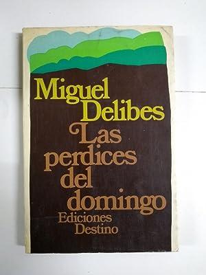 Las perdices del domingo: Miguel Delibes