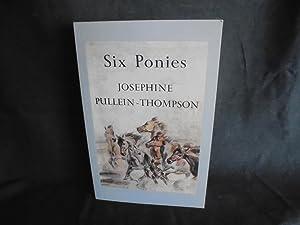 Six Ponies: PULLEIN-THOMPSON Josephine:
