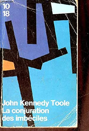 Image du vendeur pour La conjuration des imbéciles - Collection 10/18 n°2010. mis en vente par Le-Livre