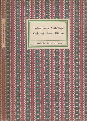 Tschechische Anthologie Vrchlicky - Sova - Brezina.: Eisner, Paul.