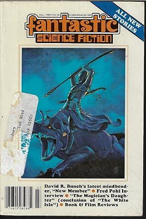 FANTASTIC Science Fiction: July 1980: Fantastic (Darrell Schweitzer;