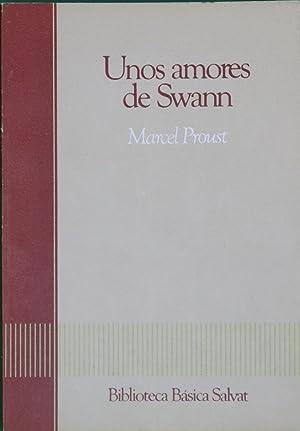 Unos amores de Swann: Proust, Marcel