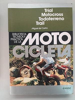 TRIAL, MOTOCROSS, TODOTERRENO, TRAIL: Miguel de Castro
