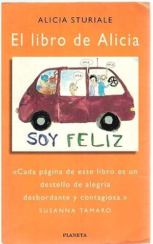 Imagen del vendedor de El libro de Alicia a la venta por La Vieja Factoría de Libros