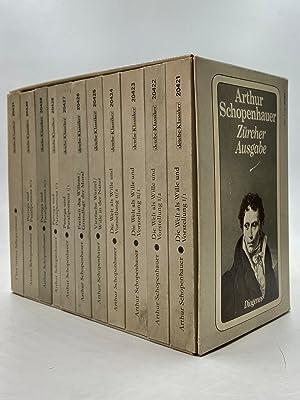 Arthur Schopenhauer. Zürcher Ausgabe: Werke in zehn: Schopenhauer, Arthur