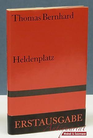 Bild des Verkäufers für Heldenplatz. zum Verkauf von Antiquariat MEINDL & SULZMANN OG