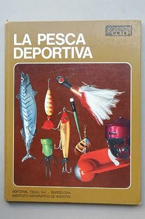 LA PESCA DEPORTIVA: PEROSINO, Sergio