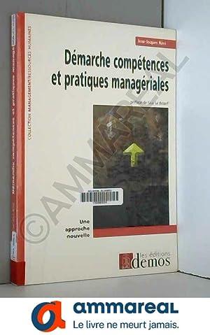 Démarche compétences et pratiques managériales : une: Jean-Jacques Néré et