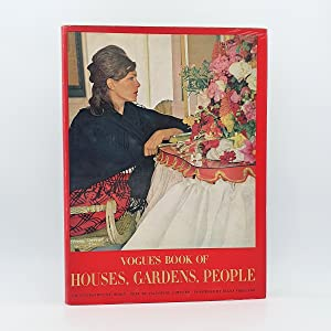 Vogue's Book of Houses, Gardens, People: Text by Valentine