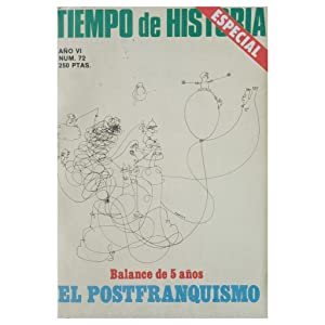 TIEMPO DE HISTORIA Nº 72: EL POSTFRANQUISMO.: Varios Autores
