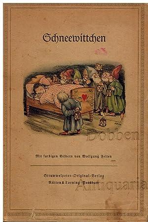 Schneewittchen.: Grimm, Brüder und