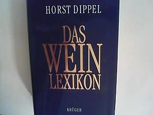 Bild des Verkäufers für Das Weinlexikon zum Verkauf von Michael Simon | ANTIQUARIAT FÖRDEBUCH