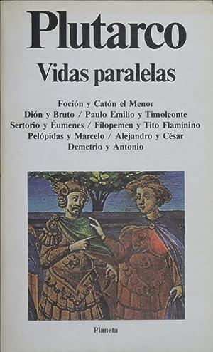 Las vidas paralelas: Plutarco