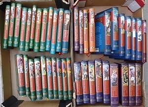Karl May Konvolut 42 Bände Sammler-Editionen Weltbild: May, Karl und