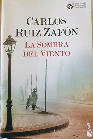 LA SOMBRA DEL VIENTO.: RUIZ ZAFON, Carlos.