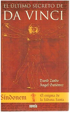 El último secreto de Da Vinci. Síndonem,: David Zurdo y