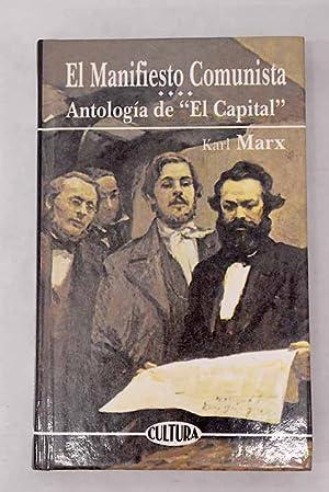 El manifiesto comunista: Marx