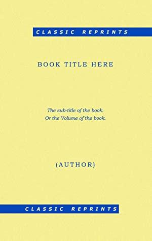 Image du vendeur pour L'affaire Blaireau roman (1899) [Reprint] [Softcover] mis en vente par True World of Books