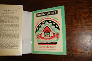 Seller image for Snow White and the Seven Dwarfs (first printing) for sale by Medium Rare Books