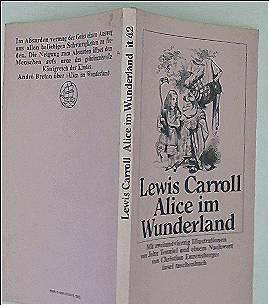 Alice im Wunderland: Lewis Carroll; John