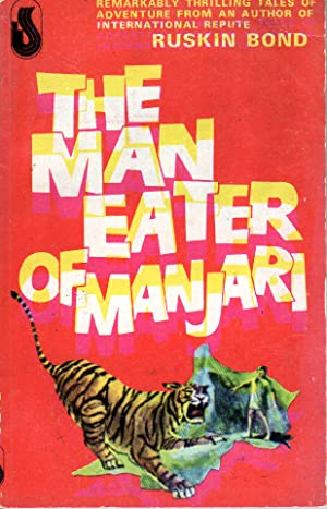Seller image for The Man-Eater of Manjari for sale by PERIPLUS LINE LLC