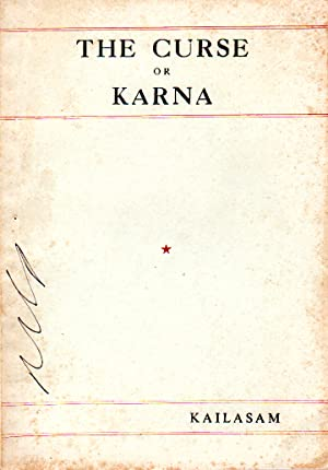 Seller image for The CURSE or KARNA: An Impression of Sophocles in five acts for sale by PERIPLUS LINE LLC