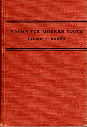 Seller image for POEMS for Modern Youth for sale by PERIPLUS LINE LLC