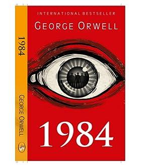 1984 Paperback Book Hardcover: George Orwell