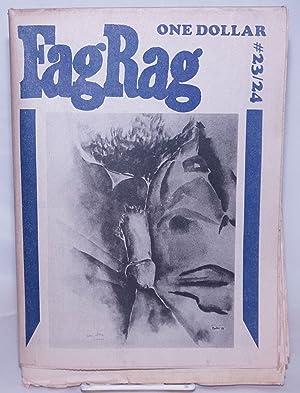 Fag Rag #23/24: Shively, Charley, Mitzel,