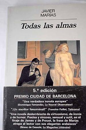 Todas las almas: Marías, Javier