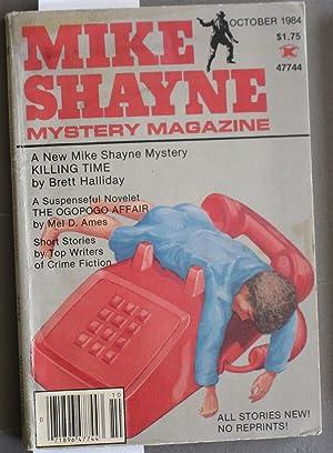 Mike Shayne - Mystery Magazine (Pulp Digest: Mike Shayne; Brett