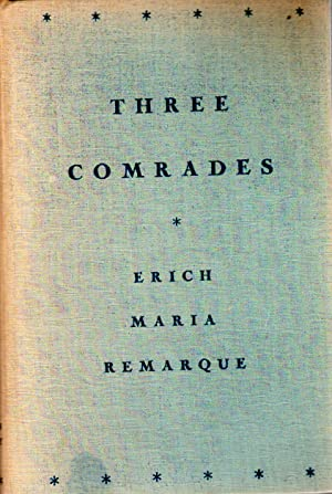 Seller image for THREE COMRADES for sale by PERIPLUS LINE LLC