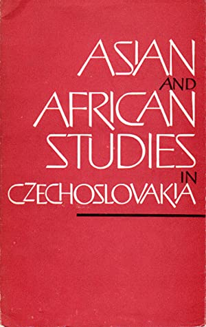 Seller image for Asian and African Studies in Czechoslovakia for sale by PERIPLUS LINE LLC