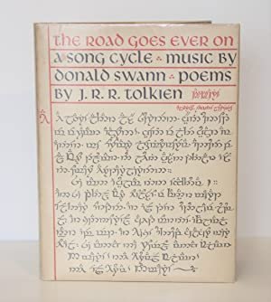 The Road Goes Ever On, 1st/1st UK: J.R.R. Tolkien