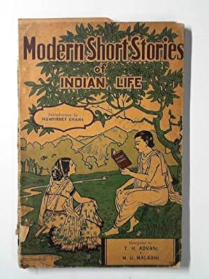 Seller image for Modern short stories of Indian life for sale by Cotswold Internet Books