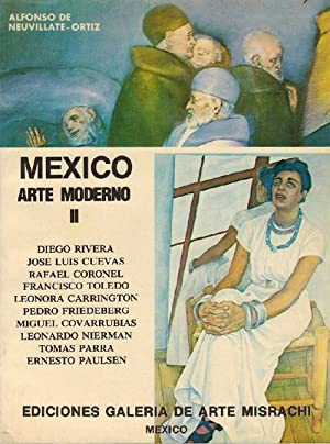 México: Arte Moderno II.: Neuvillate-Ortiz, Alfonso