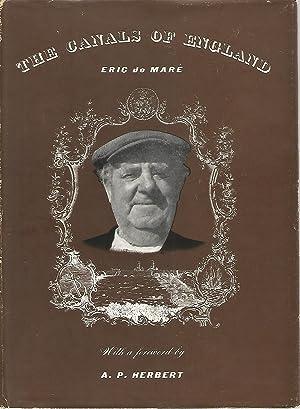 The Canals of England.: De MARÉ, Eric,