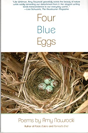 Seller image for FOUR BLUE EGGS for sale by PERIPLUS LINE LLC