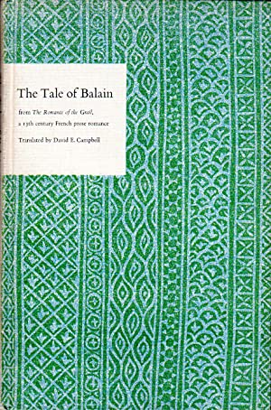 Seller image for The Tale of Balain from The Romance of the Grail for sale by PERIPLUS LINE LLC