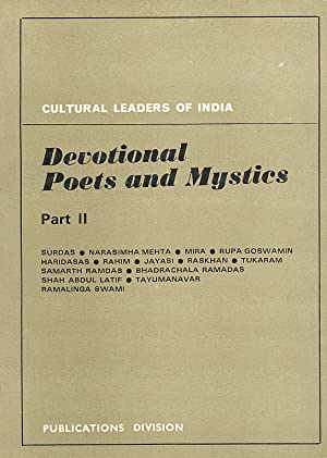 Seller image for DEVOTIONAL POETS AND MYSTICS Part II for sale by PERIPLUS LINE LLC