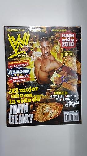 Imagen del vendedor de Revista lucha libre: WWE Magazine año IV num 35, enero 2011. 2010 WWE Magazine Awards a la venta por El Boletin