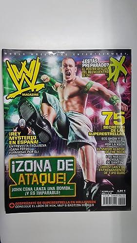 Imagen del vendedor de Revista lucha libre: WWE Magazine año II num 20, octubre 2009. Poster oficial del reencuentro de DX. rey Misterio entrevista en su visita a España a la venta por El Boletin