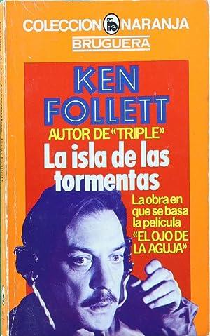 La isla de las tormentas: Follett, Ken
