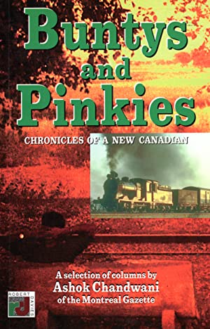 Seller image for Buntys and Pinkies: chronicles of a New Canadian for sale by PERIPLUS LINE LLC