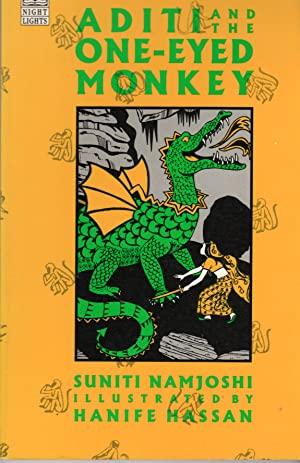 Seller image for ADITI And The ONE-EYED MONKEY for sale by PERIPLUS LINE LLC